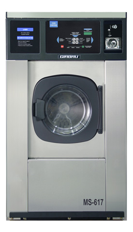 WASHER EXTRACTORS MS-617